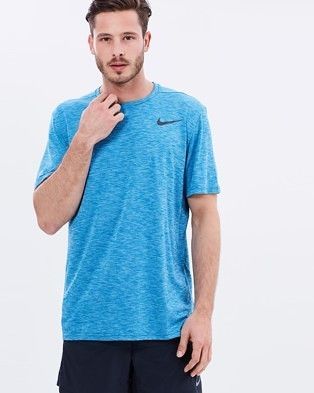 Buy Breathe Hyper Dry SS Training Top by Nike online at THE ICONIC. Free and fast delivery to Australia and New Zealand.