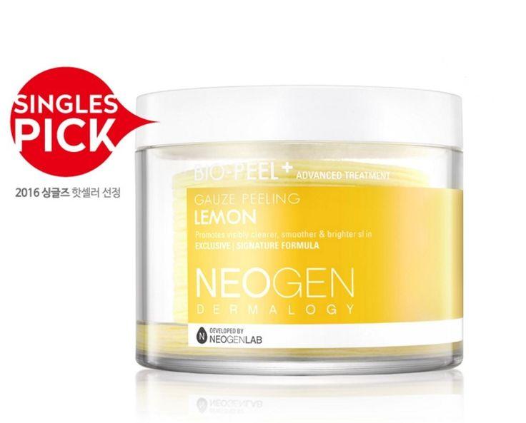 NEOGEN Dermalogy Bio-Peel Gauze Peeling Lemon