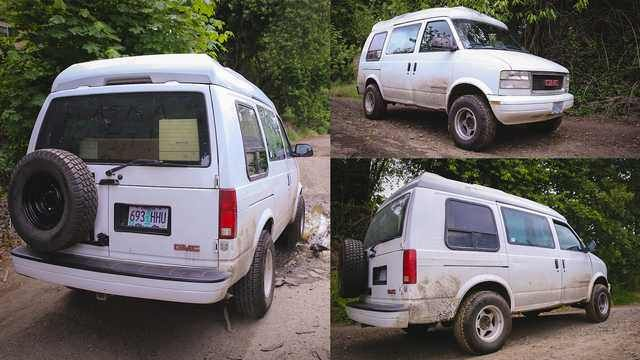 f038db3833de Adventure Van Build - AWD Hightop GMC Safari - Imgur