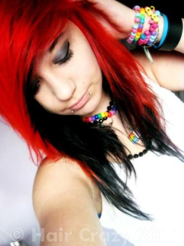 Buy Nuclear Red Special Effects Hair Dye - HairCrazy.com