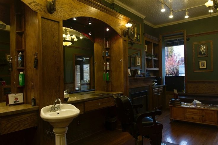 State Street Barbers in Chicago is a men's only, low key barbershop to get your guy looking sharp.