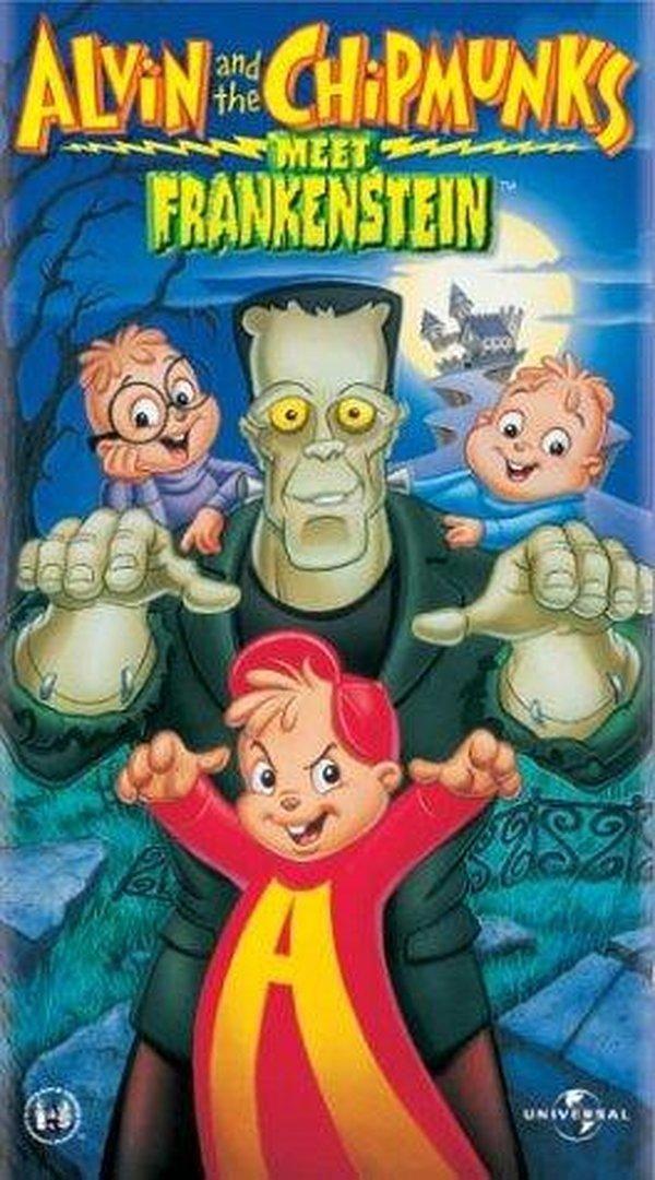 Alvin and the Chipmunks Meet Frankenstein (Video 1999)