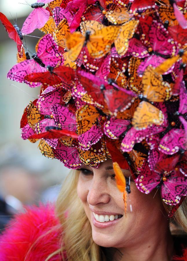NYC Easter Parade Xinhua Shen Hong