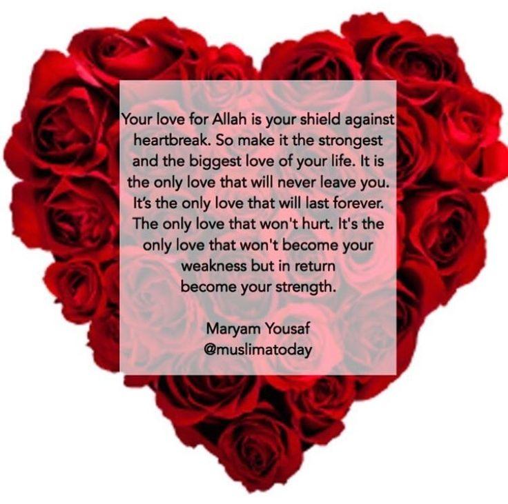 Love for Allah. ❤ #Alhumdulillah #For #Islam #Muslim