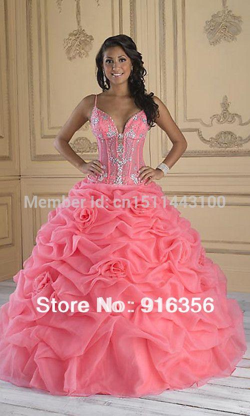 Купить товарСкидка   новый розовые цветы свадьба дес маскарад Платье для выпускного вечера платья выпускного вечера платья на с . з . в категории Свадебные платьяна AliExpress.    Пожалуйста согласно под форме, сообщите нам размер, который вам нужен: Размеры:1.   Бюст: _ _ _ см 2.   Талия: _ _ _