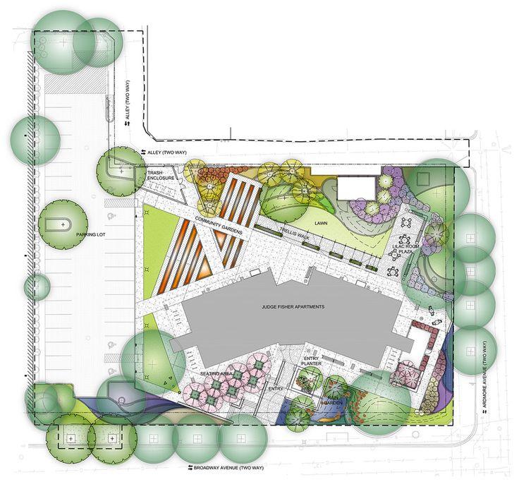 Apartment Landscape Design Beauteous Design Decoration