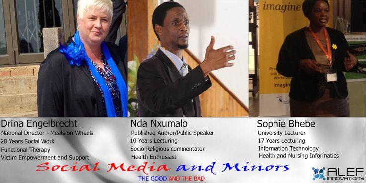 Meet the speakers. For more info visit bit.ly/1NpkRoR
