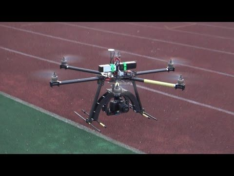 This is OFM Brute H1200 Giant hexacopter for DSLR Camera and Aerial filming. I AliShanmao, at OFM http://onlyflyingmachines.com personally build highly customized aerial filming drones for my customers on demand and as per their aerial filming requirement. In this video you can see this beautiful highly customized Giant hexacopter in action with...