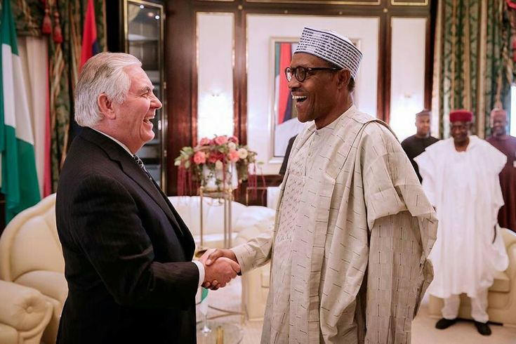 President Buhari Receives U.S. Secretary Of State In Aso Villa - Photos  http://www.autoreportng.com/2018/03/president-buhari-receives-us-secretary.html?m=1