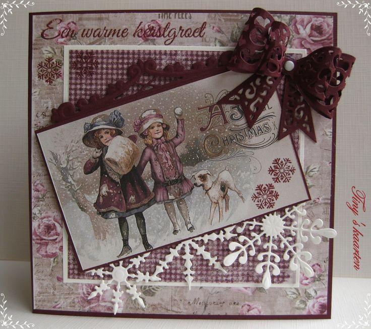 Старинные новогодние открытки своими, оформить