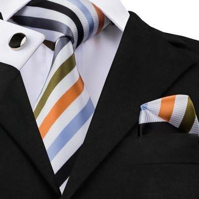 Run your Elegance 365 days a year! Elegance is a mindset Tie - Gatsby - Runit365 your Elegant Men Store  #trendy #silk #runit365 #menstyle #menfashion