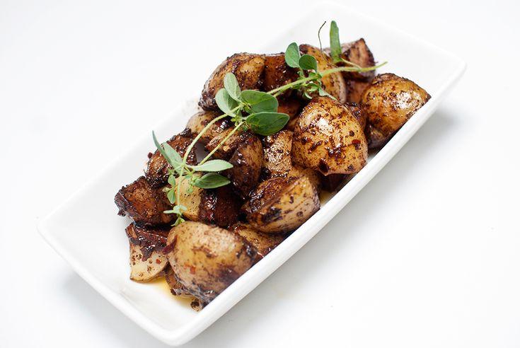 veganske kinesiske poteter oppskrift