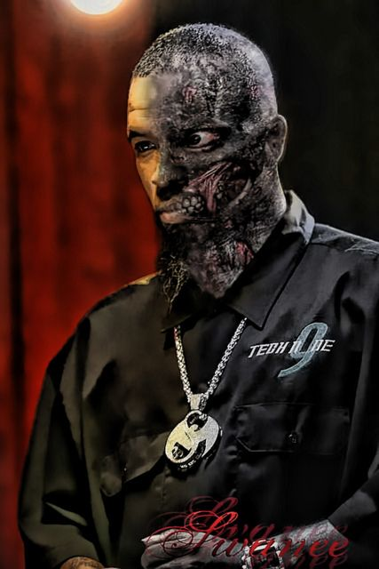 Sick tech n9ne/Harvey dent crossover