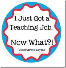 Good tips for a teacher binder, meet the teacher night, and classroom management