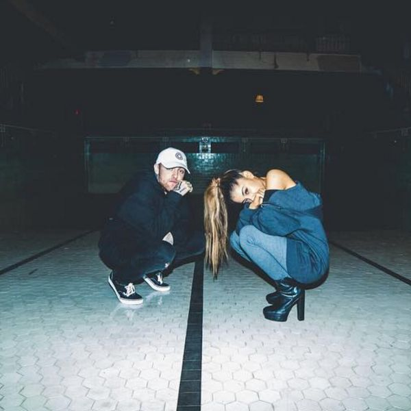 Ariana Grande Likes To Stay On Top Of Mac Miller - http://oceanup.com/2016/11/05/ariana-grande-likes-to-stay-on-top-of-mac-miller/