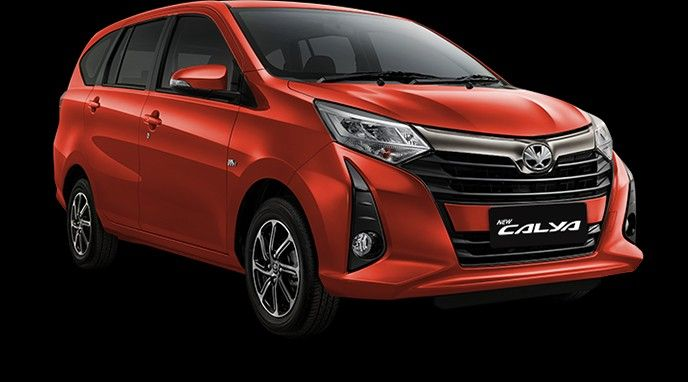 Pin Oleh Toyota Bogor Di Toyota New Calya 2020