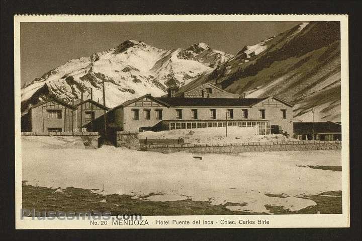 Hotel Puente del Inca - Mendoza