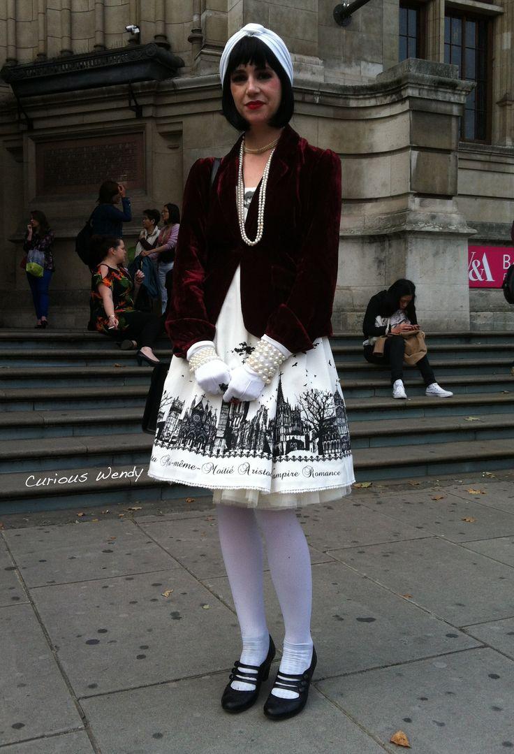 1920s Themed Lolita