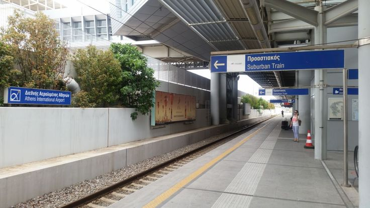 No Metro, Suburban Railway Service to/from Athens Airport from May 30 to June 1.