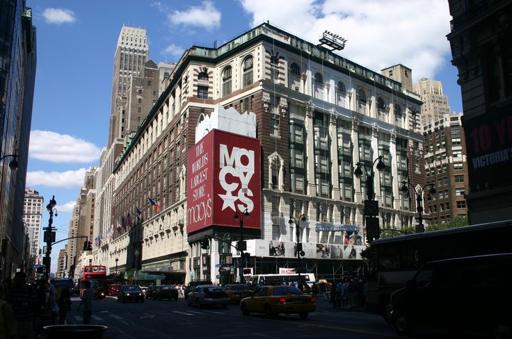 Macys the worlds largest store