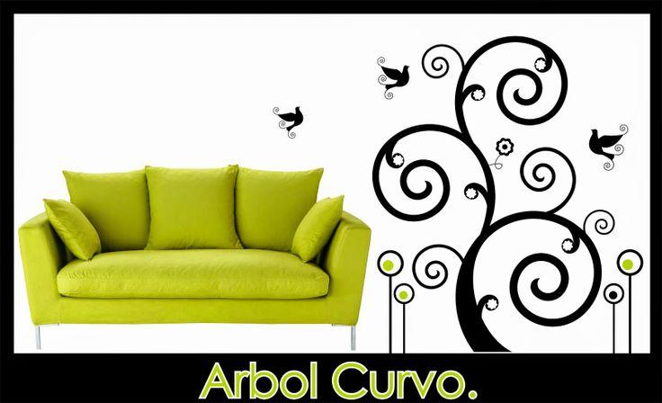 ARBOL CURVO.