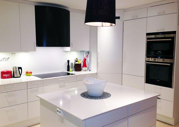 aubo kjøkken siena matt hvit - Google-søk