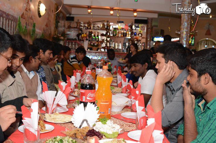 deepawali party with indian students in poltava , ukraine