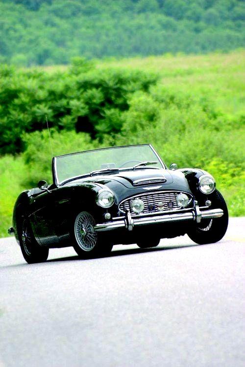1959 Austin-Healey 3000 | Mark 1 | Big Healeys | British Sports Car | 2 Door Roadster | Produced between 1959 - 1967 - LGMSports.com