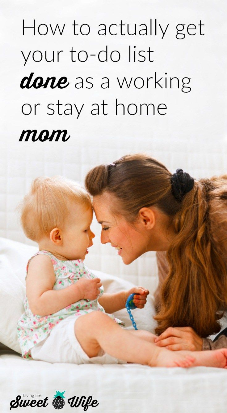 Let's face it, as moms we can sometimes let our to-do lists pile up, but it's an honest mistake! We know all too well what it's like to be pulled in…