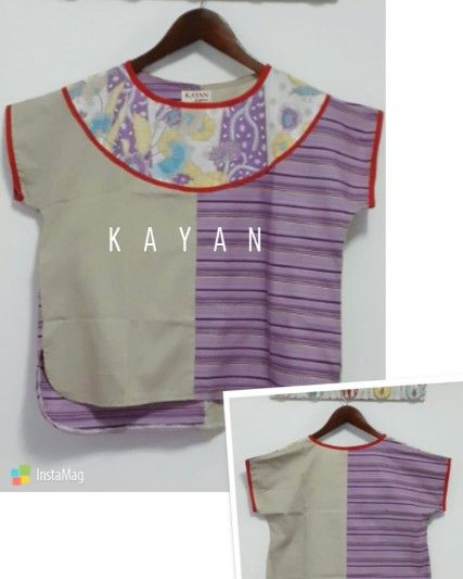 Loose Top KAYAN