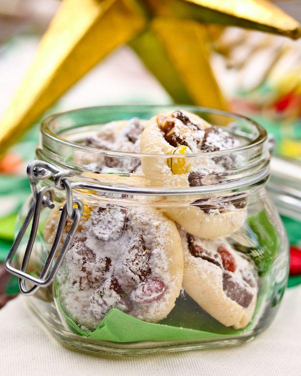 Candy Bar Cookie Recipe | ASpicyPerspective.com #cookies #sweets #candybar