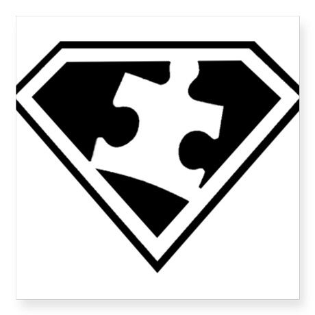 Autism Is A Super Power Decal Be Cool Hats And Super Powers