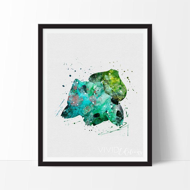 Bulbasaur, Pokemon