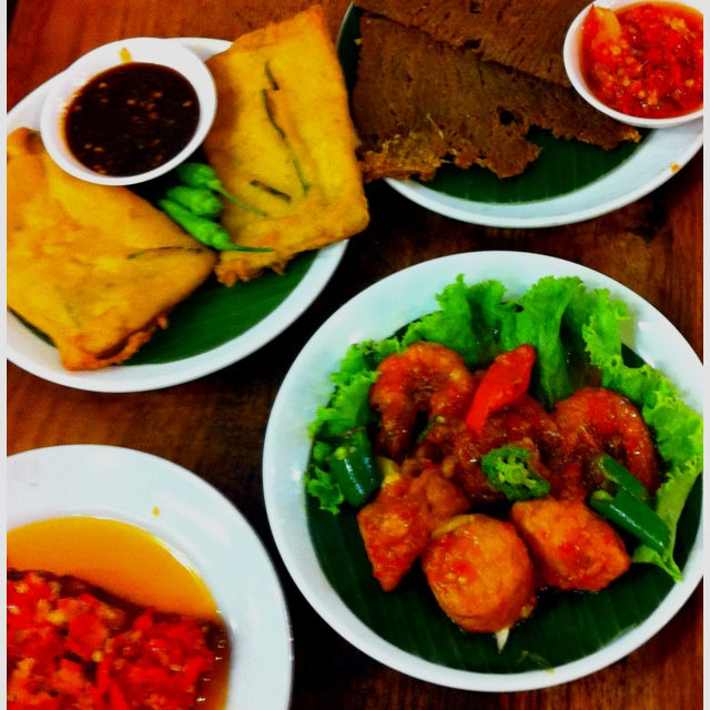 Balado & tempe mendoan, Indonesian Culinary