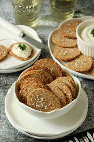Nagy rajongója vagyok a sós kekszeknek, de ebben is válogatós vagyok – nagyon kevés olyan van, amit igazán szeretek. Sajno...