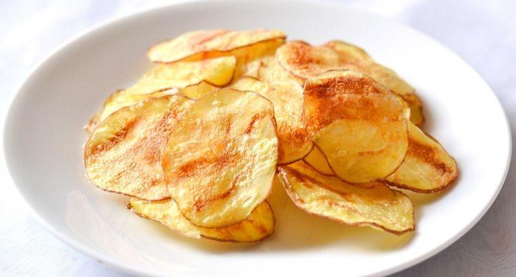 Burgonya chips recept egyszerűen | APRÓSÉF.HU - receptek képekkel