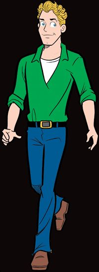 Kevin Keller first appeared in Archie Comics (Veronica) in 2010.