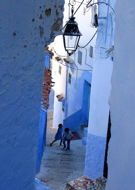 Morocco - Photo by Neiljs