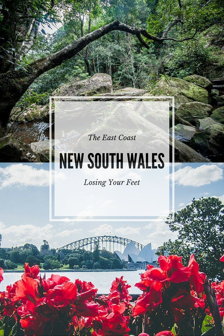From the iconic Sydney, Australia, to the stunning Blue Mountains, this is the best way to spend a few days in New South Wales.