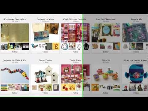 How to Re-arrange Pinterest Boards for Business Marketing | Pinterest Marketing Tips #pinterest #socialmedia #marketing