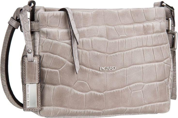 Taschenkaufhaus Picard Leyla 4339 Stone (innen: Beige) - Umhängetasche: Category: Taschen & Koffer > Umhängetaschen > Picard…%#Taschen%