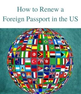 Want to renew your foreign #Passport while living in United States. Here are the specific instructions for renewing passports for the citizens from Mexico, India, China and Philippines that have #DualCitizenship in the US.