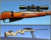 Mosin Nagant M9130, M9159 Go Low Scout Scope Mount ONLY