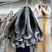 Одежда ручной работы. Ярмарка Мастеров - ручная работа Меховые шкурки шиншиллы и рыси. Handmade.