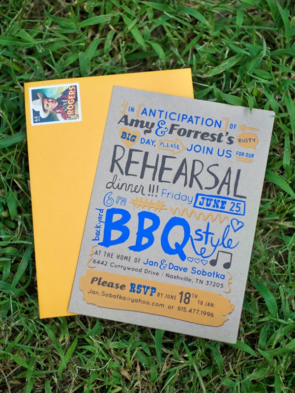 creative wording for rehearsal dinner invitations%0A bbq rehearsal dinner vacation rentals are cheaper in the late season