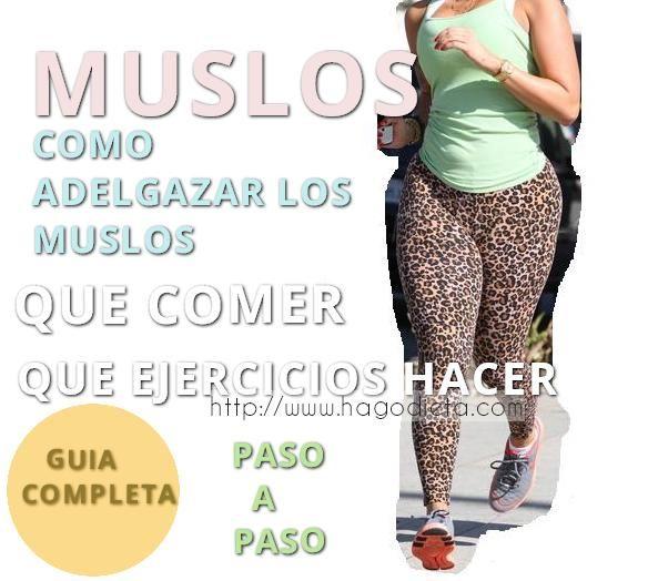 Tener muslos gruesos puede ser un problema para muchas mujeres, existen cuerpos de mujeres con forma de pera exagerada, esto quiere decir que portan con muslos muy gruesos que no encuentran proporcion con el torso o parte superior del cuerpo, por supuesto esto deriva una parte de la genetica y otra parte de los habitos alimentarios y actividad diaria.  Sufren de problemas con la ropa ya que puede que les sea difícil encontrar pantalones a su medida, y pueden crear incómodos roces cuando…