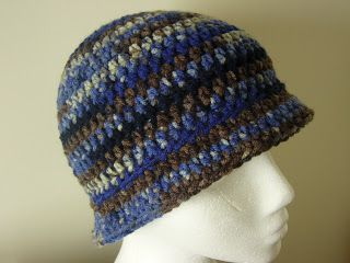Do you remember my post about my Classic Cloche ? Well, someone left a comment and asked for the pattern. Unfortunately, I did not writ...
