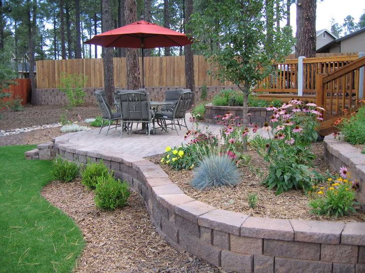 Landscape Design Ideas For Small Backyards patio design ideas patio ideaslandscaping ideassimple backyard ideassmall 138 Best Outdoor Stone Landscaping Ideas Images On Pinterest Landscaping Gardening And Gardens