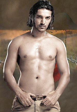 from Kylen john abraham s naked body