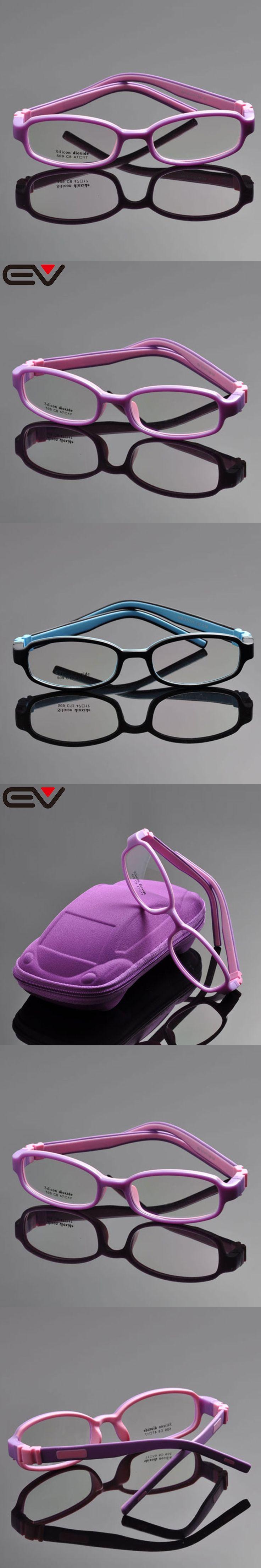 Optical frame for kids glasses frame optical glasses for child  monturas de gafas high prescription glasses oculos sem EV0297